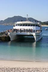 Ferry o catamarán