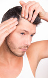 man hair care hair loss alopecia