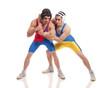 Постер, плакат: Wrestlers