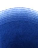 Fototapety 水彩による青のグラデーション