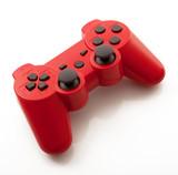 joystick rosso poster