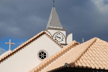 Kirche in Jardim do Mar - Madeira