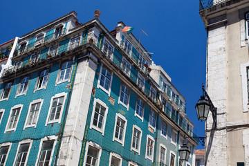 Lissabon: Stadthaus
