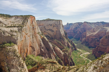 Observing Zion