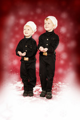 Schornsteinfegerkinder