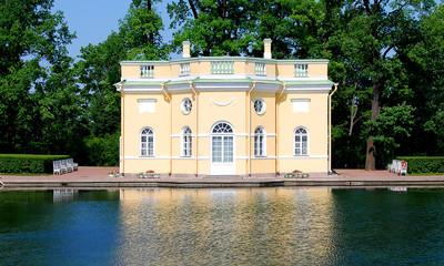Jardines del Palacio Catalina, Pushkin