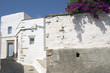 Patmos - Typical white houses built in Chora