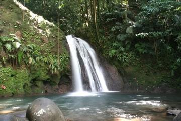 Cascade aux écrevisses, Guadeloupe