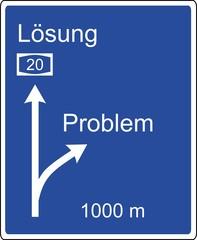 Lösung - Problem
