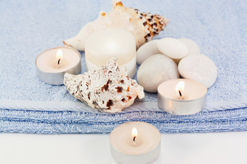 spa objects to relax