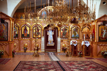 Greek Orthodox Altar