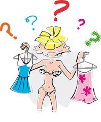 Tess et ses robes