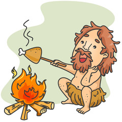 Caveman Cook