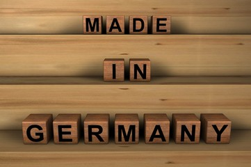 Made in Germany Edelholz