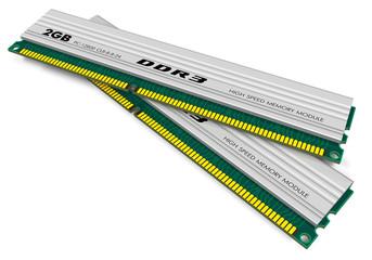 DDR3 memory modules