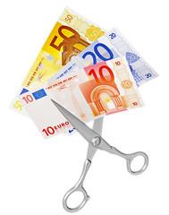 Tagliare banconote