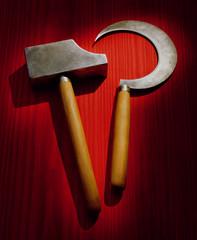 La faucille et le marteau