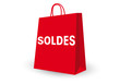 SHOPPING BAG - SOLDES