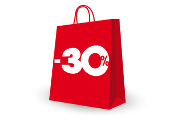 SHOPPING BAG -30%