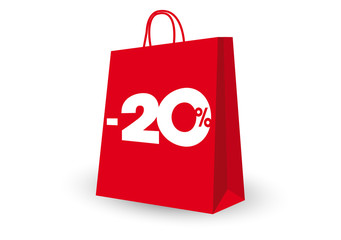 SHOPPING BAG -20%