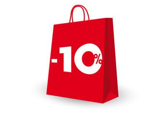 SHOPPING BAG -10%