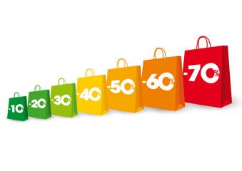 SHOPPING BAG - SOLDES