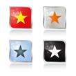 Star Button Set