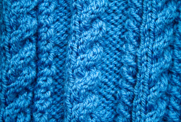 Cable and Twist Pattern