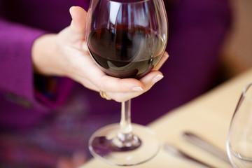 köstlicher rotwein