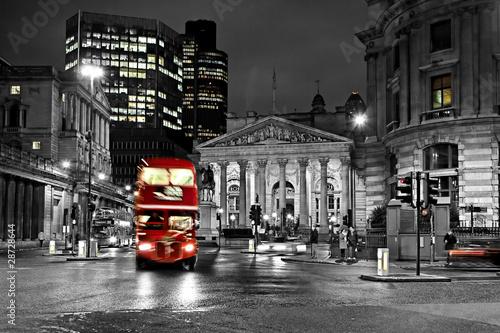 Poster Royal Exchange London