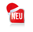 Neu X Mas Button