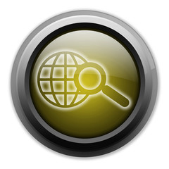 "Yellow Button (Dark/Glow) ""Search"""