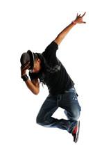 Hip Hop style Dancer