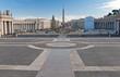 Egyptian obelisk on St Peter Square