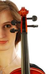 Donna con violino 020