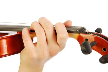 Donna con violino 018