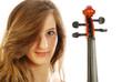 Donna con violino 021