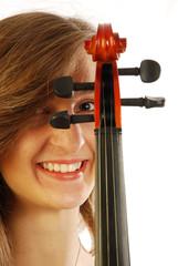 Donna con violino 024