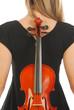 Donna con violino 058