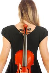 Donna con violino 056