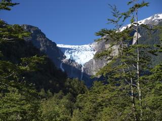 Gletscher Colgante Ventisquero