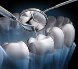 Fototapety Zahnuntersuchung