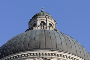 Dome of the Staatskanzlei