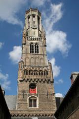 clock tower, Bruges