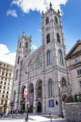 Notre-Dame Basilika in Montreal, Kanada