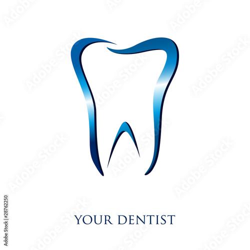 Fototapeten,logo,zahnarzt,molar,lächeln