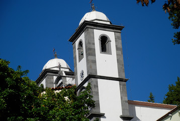 Kirche in Monte - Madeira