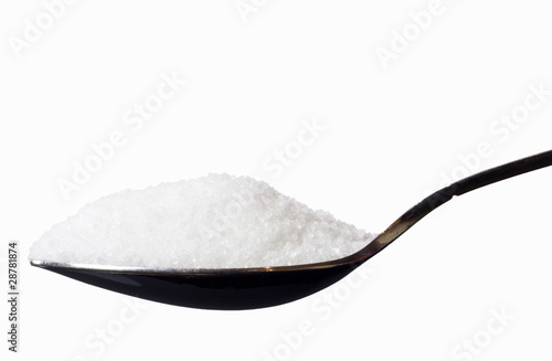 a spoon of sugar