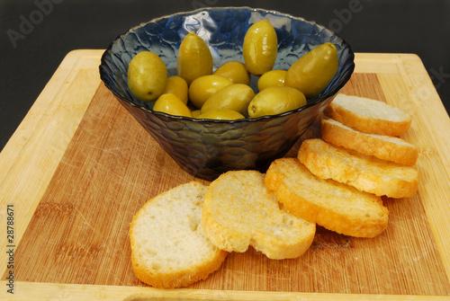 Green olives 001