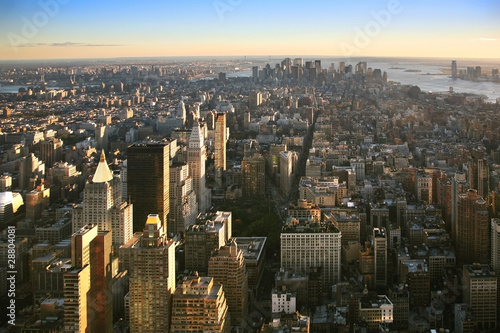 Manhattan desde el Empire State Building